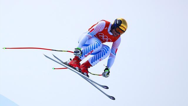 Thomas Biesemeyer forfait pour la descente