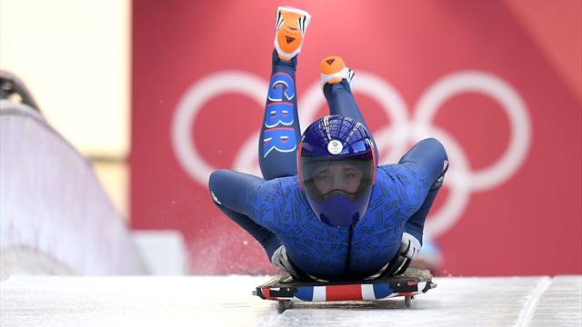 Team GB defend skeleton super suit as US rival raises questions