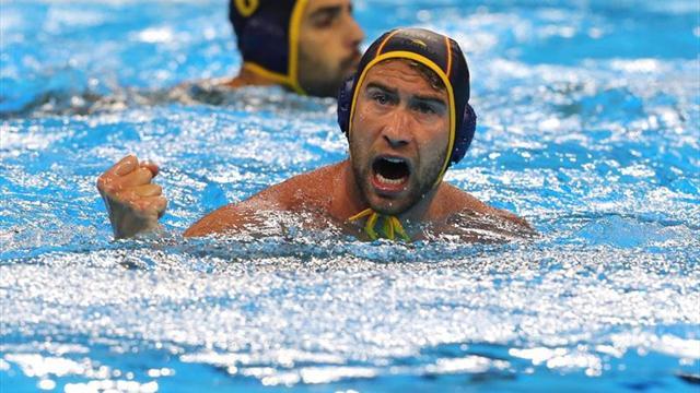 Guillermo Molina vuelve a una selección, pero ahora en Italia