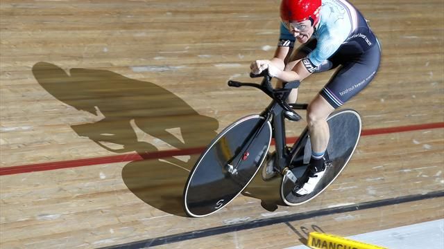 Storey to make Great Britain comeback at Para-cycling Track World Championships