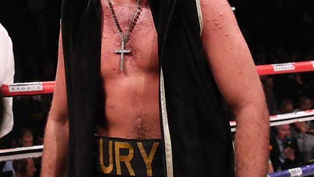 Hughie Fury targeting British title in May