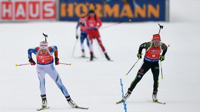 Weltcup-Finale der Biathleten findet wie geplant im russischen Tjumen statt