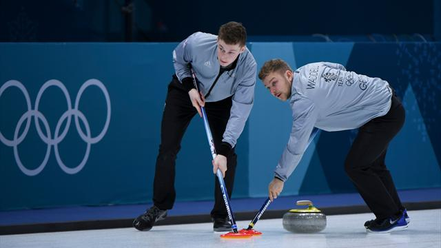 Brit Watch: GB men's curlers slip to narrow Canada defeat