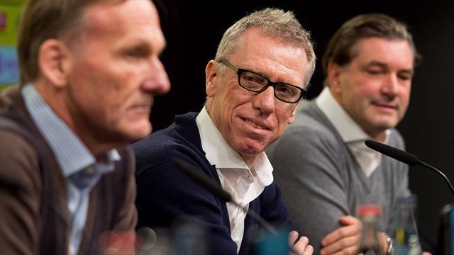 Watzke macht Tempo bei Trainer-Wahl - Stöger reagiert erfreut