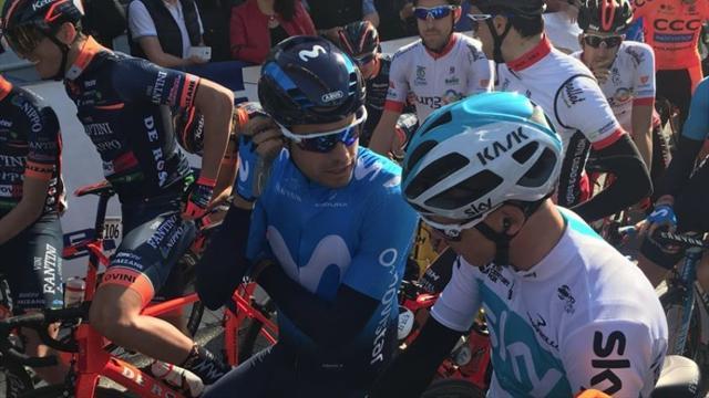La esperada vuelta de Froome y su gran foto junto a Landa: Sigue la Ruta del Sol en Eurosport Player