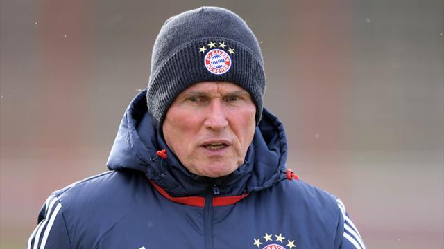 Bayern weiter ohne Cheftrainer: Heynckes liegt immer noch flach