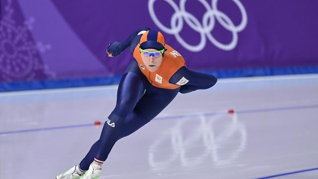 Ter Mors gewinnt fünftes Eisschnelllauf-Gold für die Niederlande