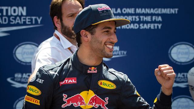 Kampfansage von Ricciardo an Ferrari und Mercedes