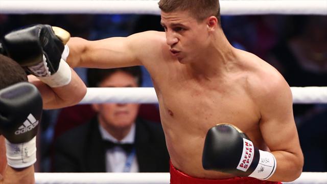 Box-Weltmeister Zeuge am 24. März gegen Ekpo