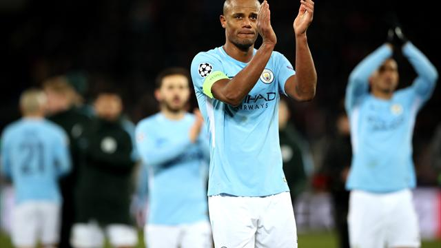 Vincent Kompany warns rivals there will be no let-up from Manchester City