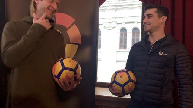 """Pliúschenko: """"Javi Fernández puede entrar fácilmente en el podio"""""""