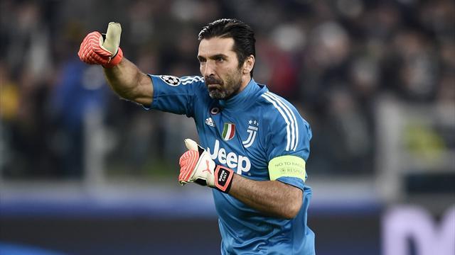 """Buffon spricht über Karriereende: """"Will keinem zur Last fallen"""""""