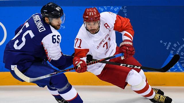 Olympia-Fehlstart für Russlands Star-Auswahl
