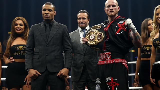 Chris Eubank Jr ready to prove himself in 'defining fight' with George Groves