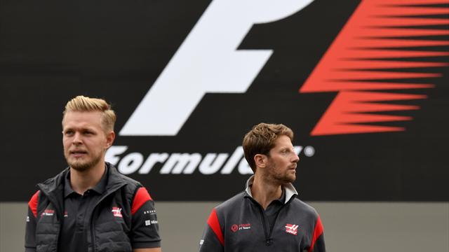 Formel 1: Haas präsentiert als erstes Team den 2018er-Boliden
