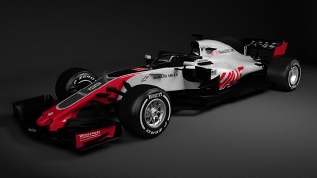 """Haas präsentiert neuen Boliden: """"Evolution des Vorjahresautos"""""""