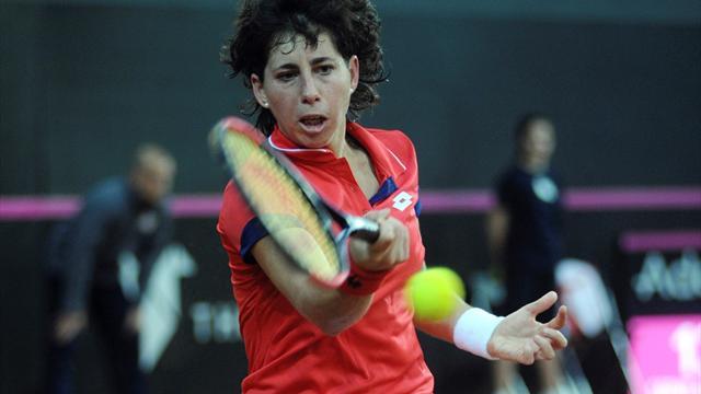WTA Doha, Konta-Carla Suárez: Sin opción (6-2 y 6-2)