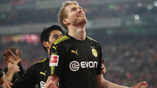 Schürrle beim BVB: Weltmeister auf dem Weg zu alter Stärke
