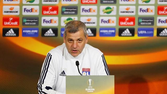 Genesio: El Villarreal es un gran equipo europeo