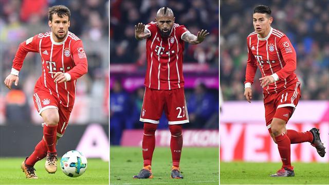 Nach Simeone-Treffen: Vidal, James, Bernat - wer geht, wer bleibt?