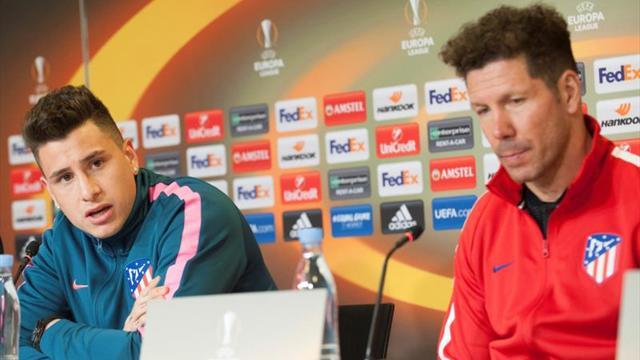 """Simeone: """"No vivimos de imaginaciones, vivimos de realidades"""""""