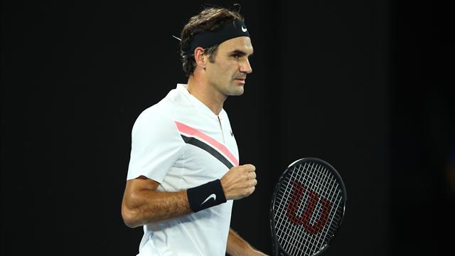 Federer, la caccia al numero 1 è iniziata: batte Bemelmans al debutto di Rotterdam