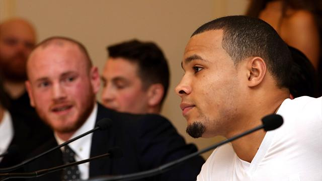 You would love to be me, Eubank Jr tells Groves