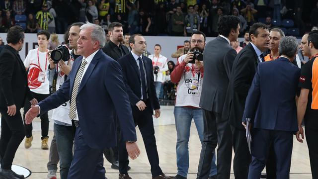 Obradovic ile Ataman arasındaki gerginlik sürdü