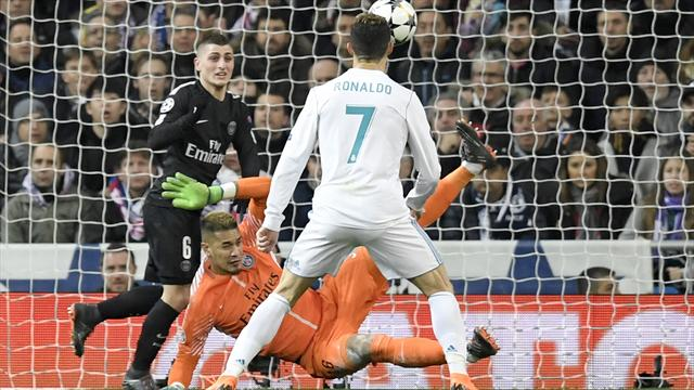 Real Madrid-PSG in Diretta tv e Live-Streaming