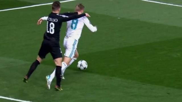 La Polémica: El PSG protestó el penalti a Kroos y una mano de Ramos dentro del área