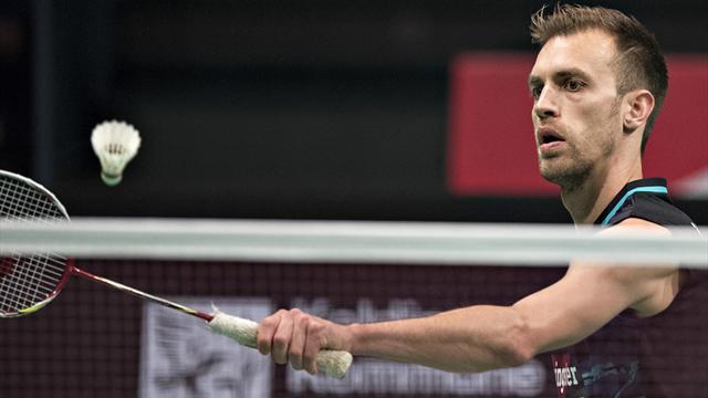 Badminton-Teams als Gruppensieger ins EM-Viertelfinale