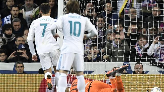 Le pagelle di Real Madrid-PSG 3-1: Ronaldo è uno squalo, Cavani si nasconde