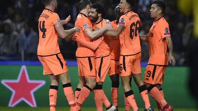 5:0 in Porto: Klopp und Reds können für Champions-League-Viertelfinale planen
