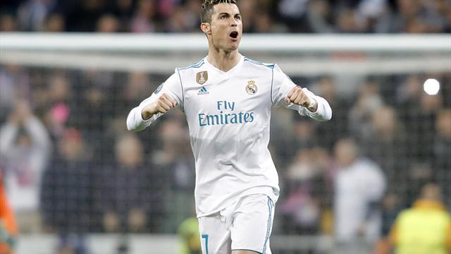 Ronaldo führt Real im Duell der Giganten gegen PSG zum Sieg