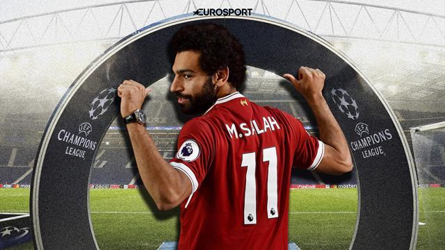Голевые рекорды Салаха, Мане и другой цифровой экстаз из матча «Ливерпуля» и «Порту»