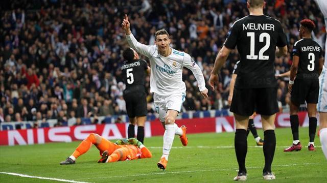 3-1. El Real Madrid saca el gen del campeón