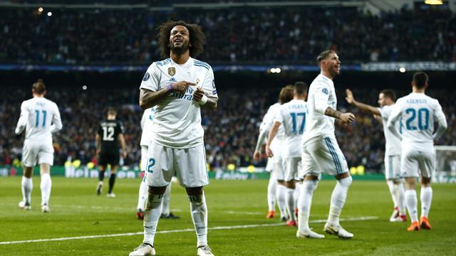 Les notes du Real Madrid : Ronaldo toujours à l'heure, Marcelo avait un temps d'avance
