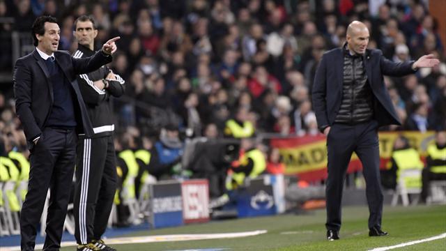 Ultras del PSG le mandan mensaje al Real Madrid