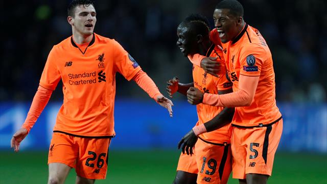 The Warm-Up: Liverpool's high five and PSG's nosedive
