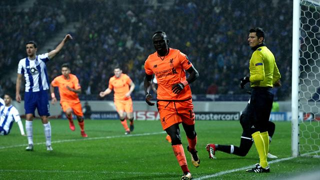 Jurgen Klopp: Sadio Mane is back to his best