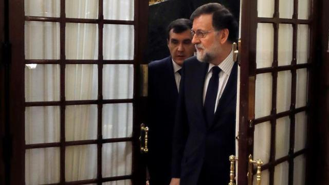 """Rajoy, tras la victoria del Real Madrid ante el PSG: """"Ahí estamos. Hala Madrid"""""""
