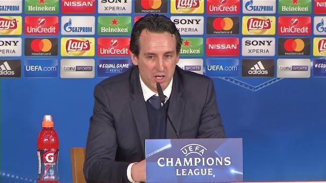 """Emery : """"Nous allons faire souffrir le Real devant nos supporters"""""""