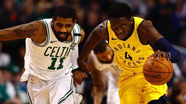 103-108. Oladipo y los Pacers mantienen a los Nets en la derrota