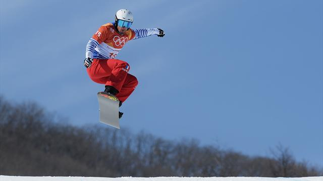 Vaultier holt erneut Gold im Snowboardcross