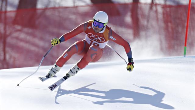 Tarihin en yaşlı Alp disiplini şampiyonu Svindal