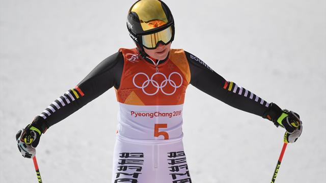 Shiffrin holt Gold im Riesenslalom - Rebensburg verpasst Medaille als Vierte