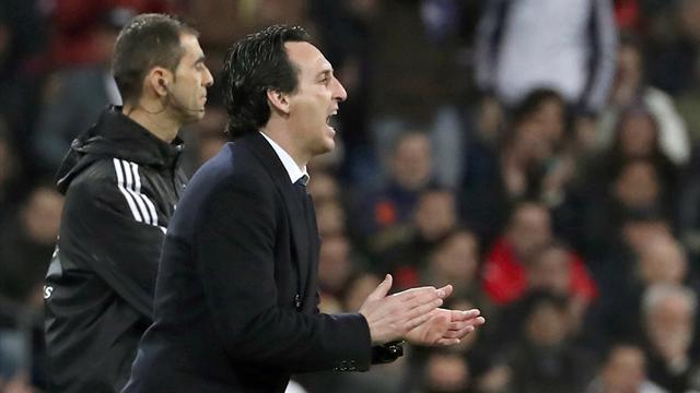 """Unai Emery carga contra el árbitro: """"Ha tomado decisiones que nos han perjudicado claramente"""""""