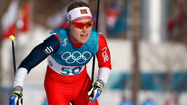 Überraschung: Haga gewinnt viertes Gold für Norwegen