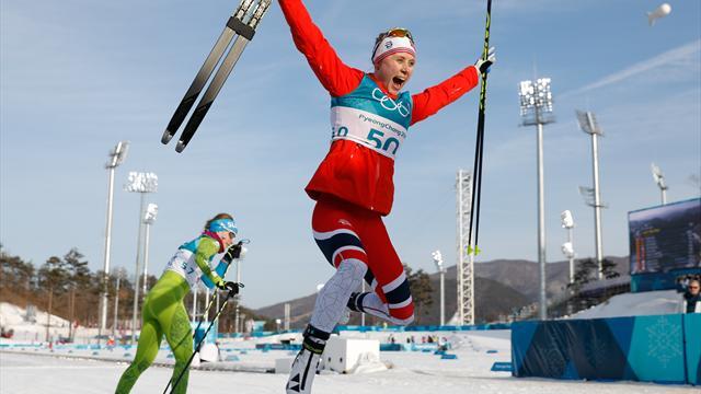 Skilanglauf: Haga erlöst Norwegen - Carl auf Rang 19