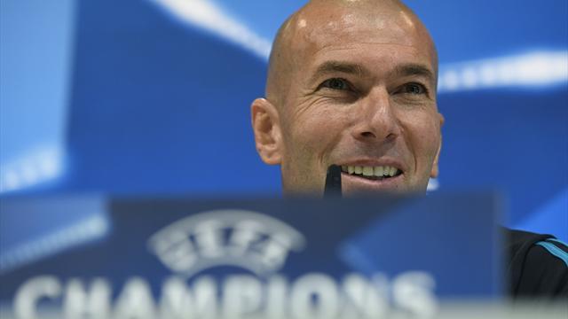 """Zidane strahlt nach Real-Sieg: """"Können sehr zufrieden sein"""""""